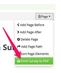 how to get a copy of home survey